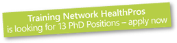 Training Network HealthPros - apply now!
